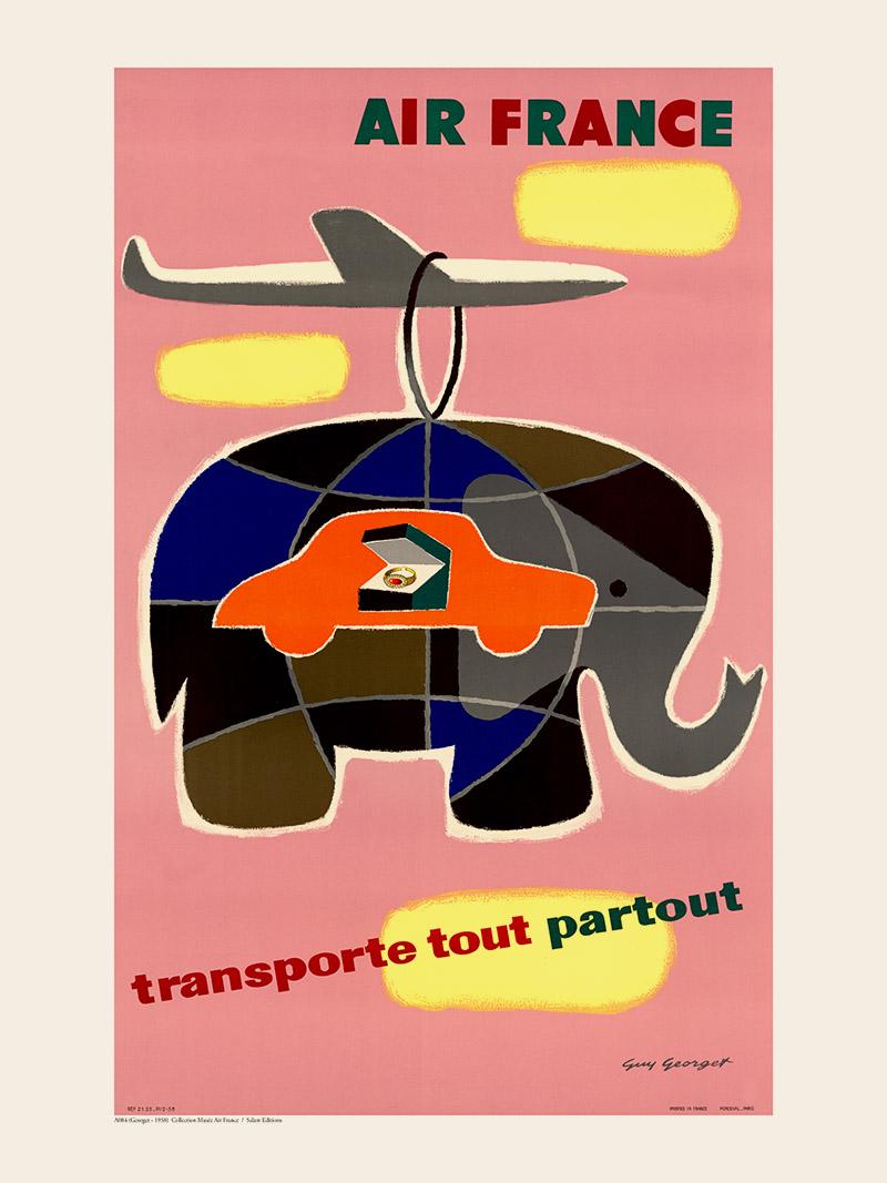 AIR FRANCE TRANSPORT