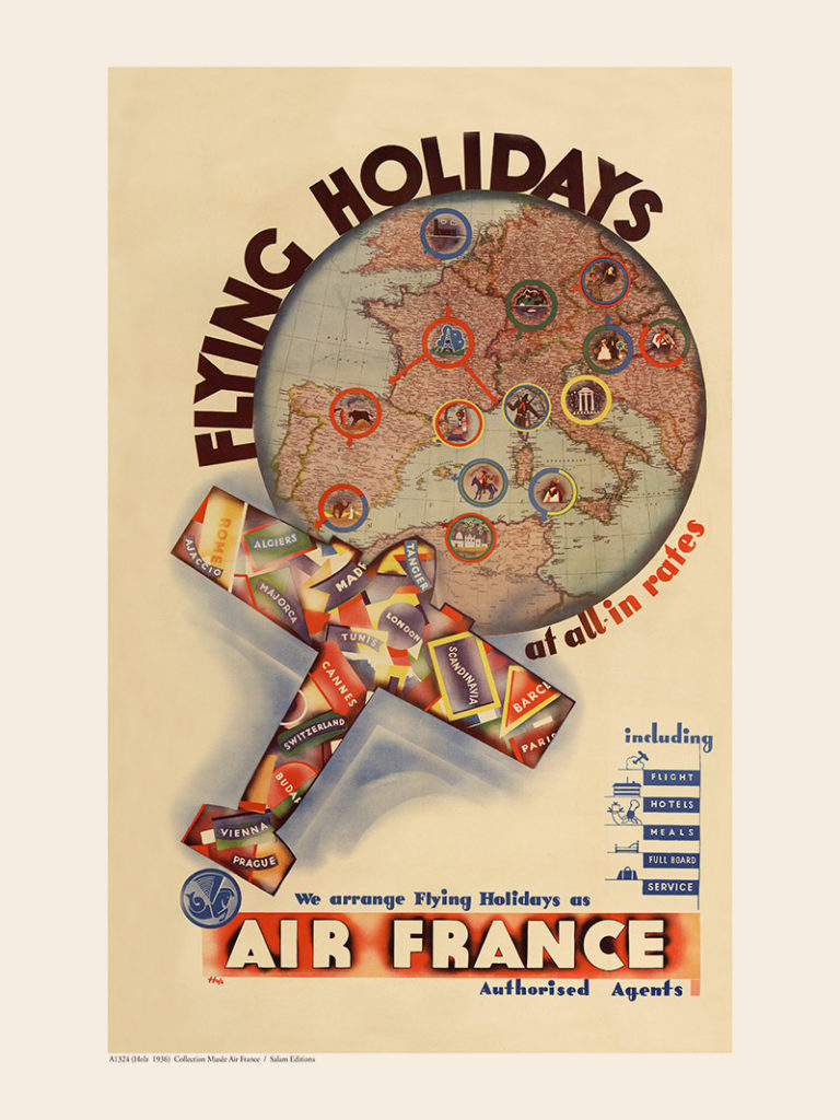 FLYING HOLIDAYS