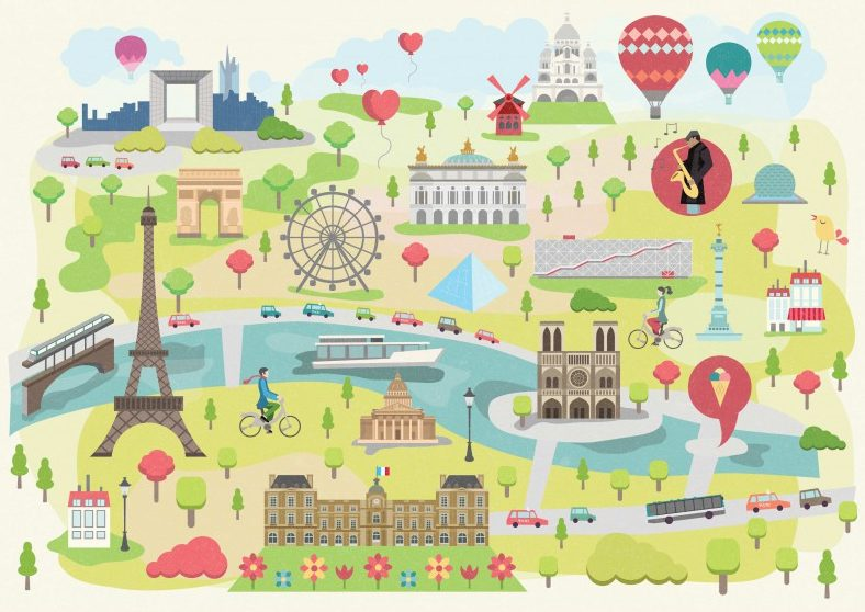 PARIS ILLUSTRE