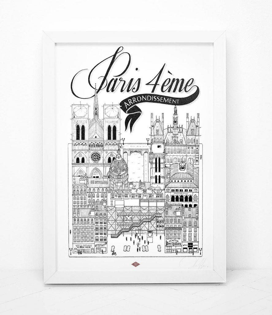 PARIS 4EME