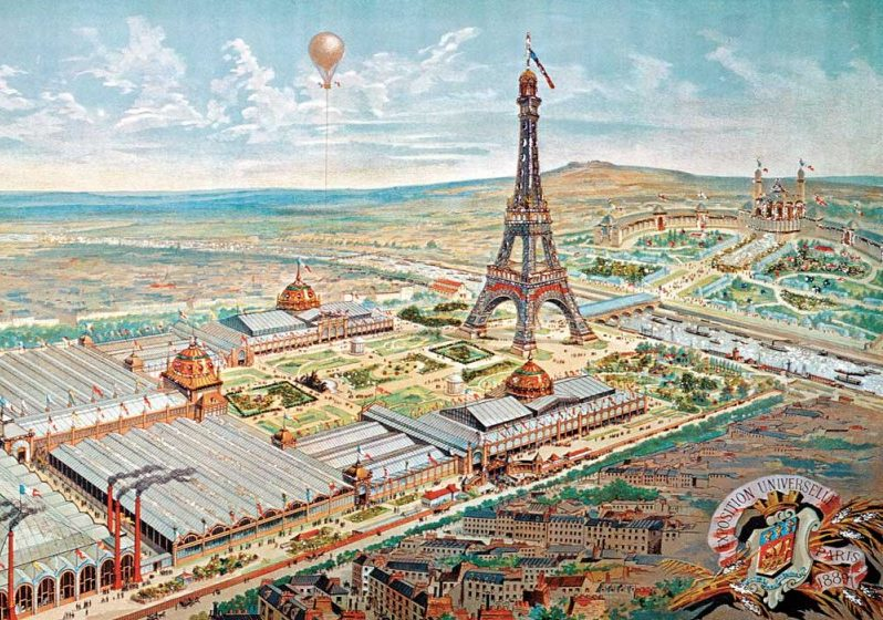 VUE EXPOSITION UNIVERSELLE